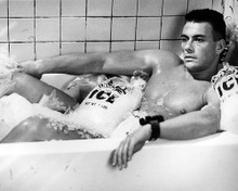 This is an image of 100526 Jean-Claude Van Damme Photograph & Poster