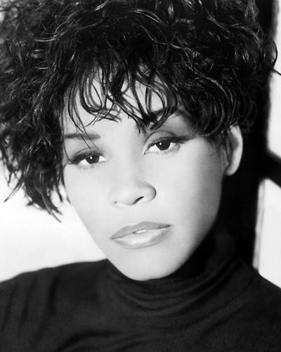This is an image of 100527 Whitney Houston Photograph & Poster