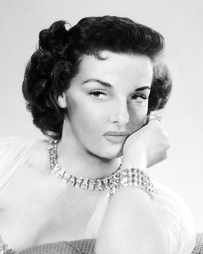 This is an image of 100538 Jane Russell Photograph & Poster