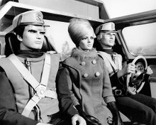 This is an image of Photograph & Poster of Captain Scarlet 100680