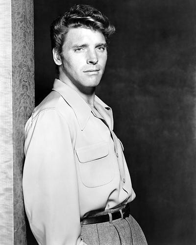 This is an image of Photograph & Poster of Burt Lancaster 100681