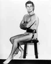 This is an image of Photograph & Poster of Buster Crabbe 100703