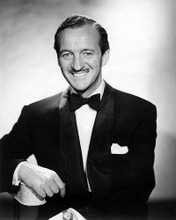 This is an image of Photograph & Poster of David Niven 100786