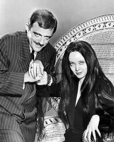 This is an image of Photograph & Poster of The Addams Family (1964) 100837