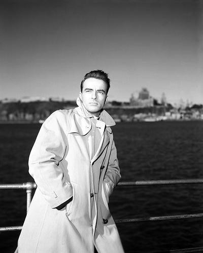 This is an image of Premium Photograph & Poster of Montgomery Clift 101063