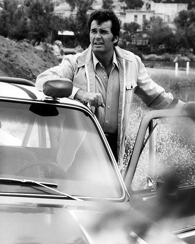 This is an image of Photograph & Poster of The Rockford Files 101117