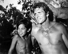 This is an image of Photograph & Poster of Tarzan Tv 101156