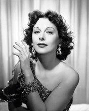 This is an image of Photograph & Poster of Hedy Lamarr 101292