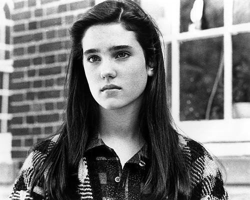 This is an image of 100242 Jennifer Connelly Photograph & Poster
