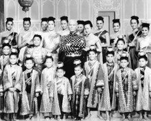 This is an image of Photograph & Poster of The King and I 101309