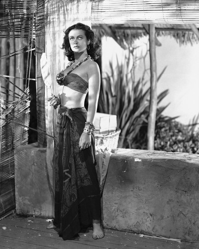 This is an image of Photograph & Poster of Hedy Lamarr 101320