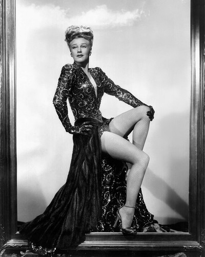This is an image of Photograph & Poster of Ginger Rogers 101337