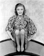 This is an image of Photograph & Poster of Ginger Rogers 101347