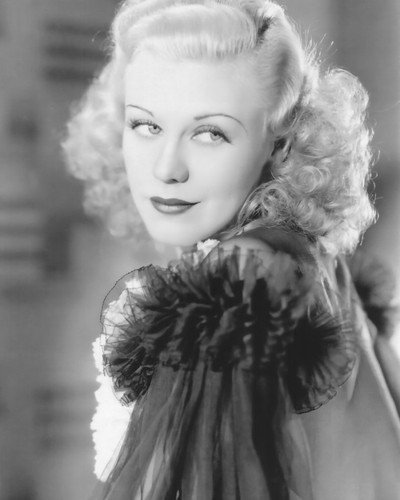 This is an image of Photograph & Poster of Ginger Rogers 101385