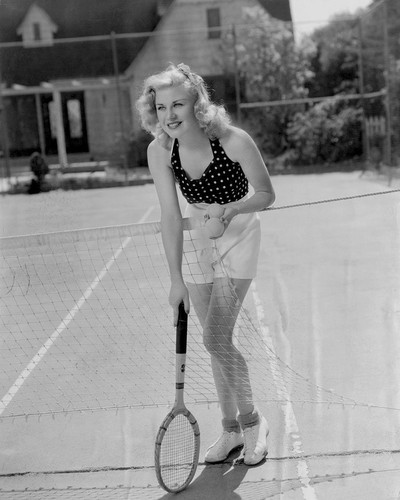 This is an image of Photograph & Poster of Ginger Rogers 101386