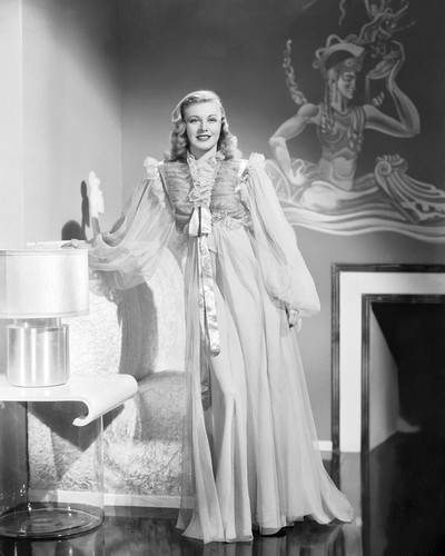 This is an image of Photograph & Poster of Ginger Rogers 101436