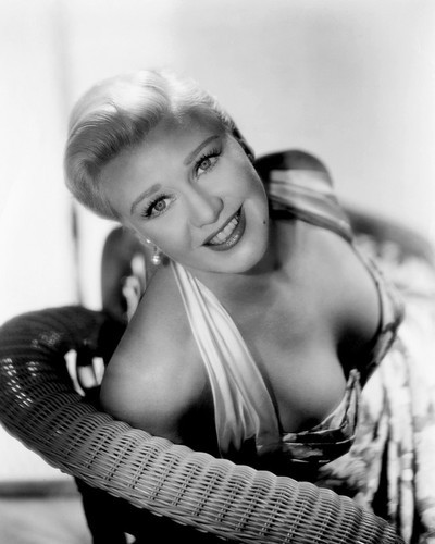 This is an image of Photograph & Poster of Ginger Rogers 101438