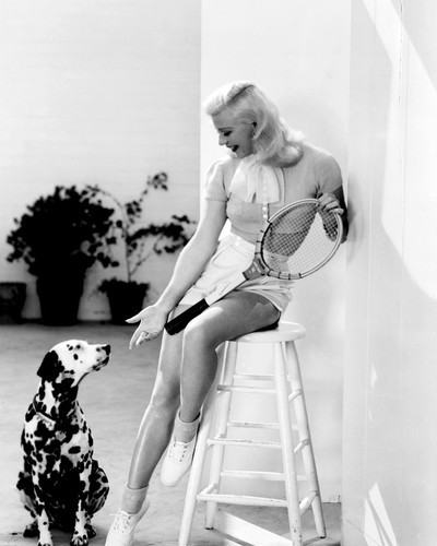 This is an image of Photograph & Poster of Ginger Rogers 101441