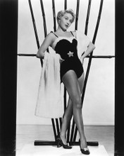 This is an image of Photograph & Poster of Jane Powell 101462