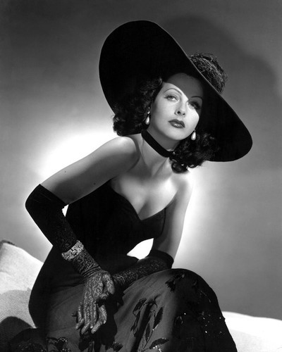 This is an image of Photograph & Poster of Hedy Lamarr 101671