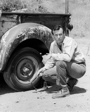 This is an image of Photograph & Poster of David Janssen 101697