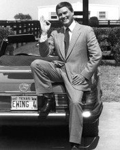 This is an image of Photograph & Poster of Larry Hagman 101700
