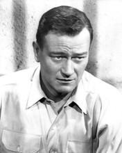 This is an image of Photograph & Poster of John Wayne 101733