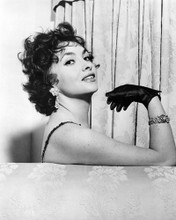 This is an image of Photograph & Poster of Gina Lollobrigida 101745