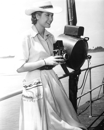 This is an image of Photograph & Poster of Grace Kelly 101777