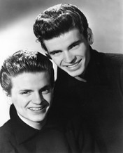This is an image of Photograph & Poster of The Everly Brothers 102096