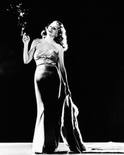 This is an image of Photograph & Poster of Rita Hayworth 102100