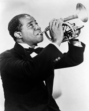 This is an image of Photograph & Poster of Louis Armstrong 102133