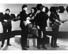 This is an image of Photograph & Poster of The Hollies 102220