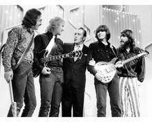 This is an image of Photograph & Poster of Creedence Clearwater Revival 102224