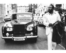 This is an image of Photograph & Poster of Marvin Gaye 102232