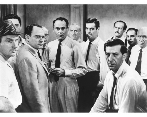 This is an image of Photograph & Poster of Twelve Angry Men 102324