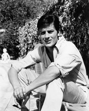 This is an image of Photograph & Poster of Alain Delon 102350