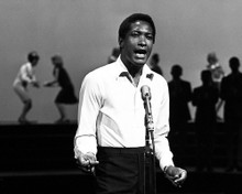 This is an image of Photograph & Poster of Sam Cooke 102381