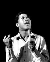 This is an image of Photograph & Poster of Sam Cooke 102382