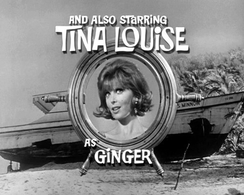 This is an image of Photograph & Poster of Tina Louise 102451