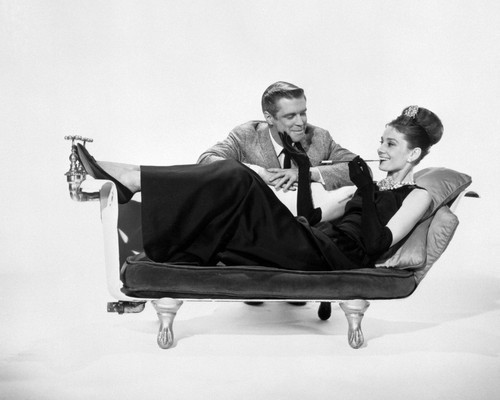 This is an image of Photograph & Poster of Breakfast at Tiffany's 102579