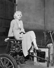 This is an image of Photograph & Poster of Jean Harlow 102695