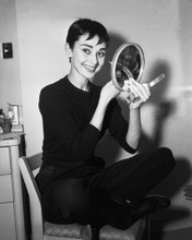 This is an image of Photograph & Poster of Audrey Hepburn 102719