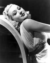 This is an image of Photograph & Poster of Betty Grable 102723