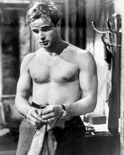 This is an image of Photograph & Poster of Marlon Brando 102762