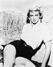 This is an image of 160096 Dorothy Malone Photograph & Poster