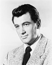 This is an image of 160240 Rock Hudson Photograph & Poster