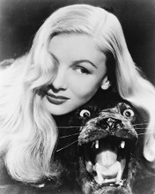 This is an image of 160247 Veronica Lake Photograph & Poster