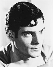 This is an image of 160283 Christopher Reeve Photograph & Poster