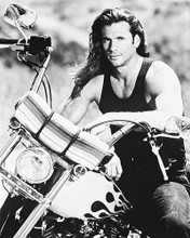 This is an image of 160573 Lorenzo Lamas Photograph & Poster